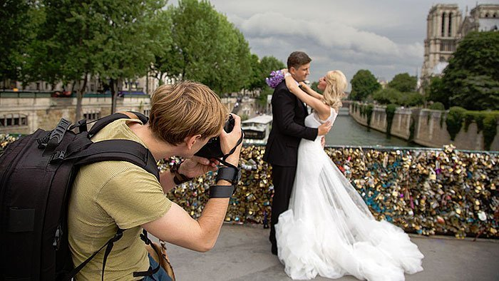 Imaginative Wedding Photography a Great Idea!