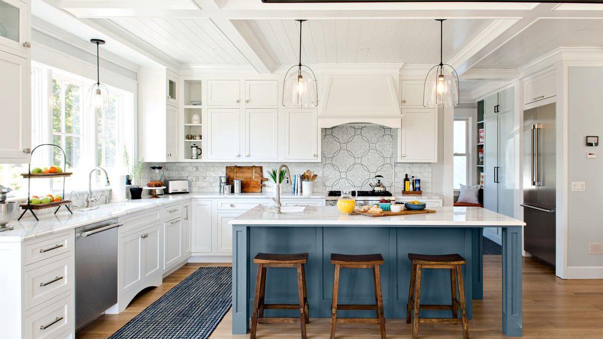 Some Kitchen Island Design Ideas