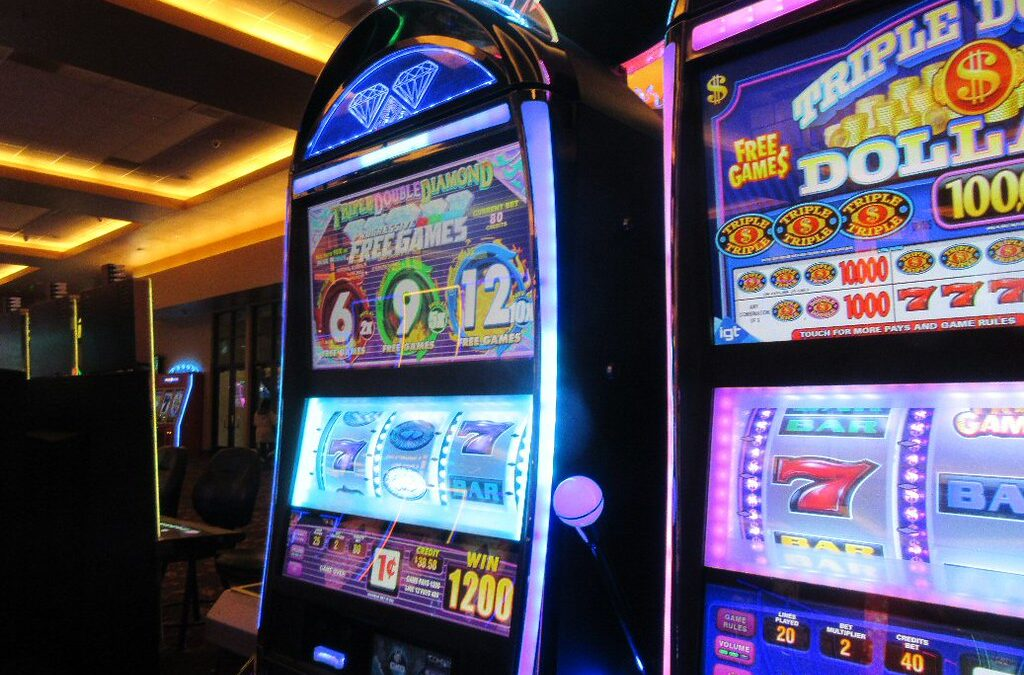 Features about slot machines: