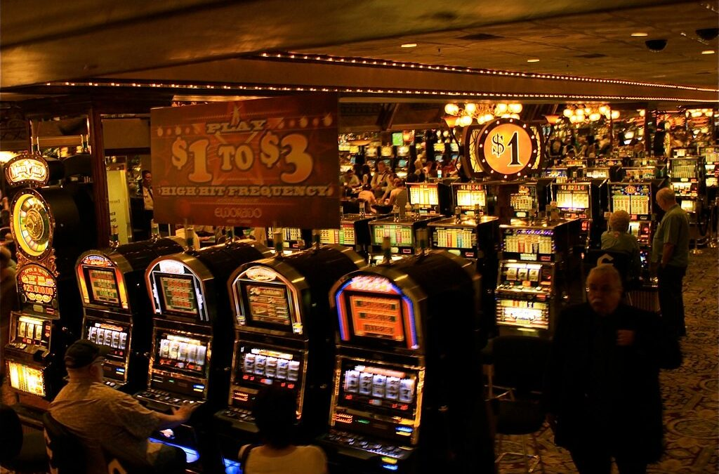 Free Slots – Why You Should Participate in a Free Slots Casino