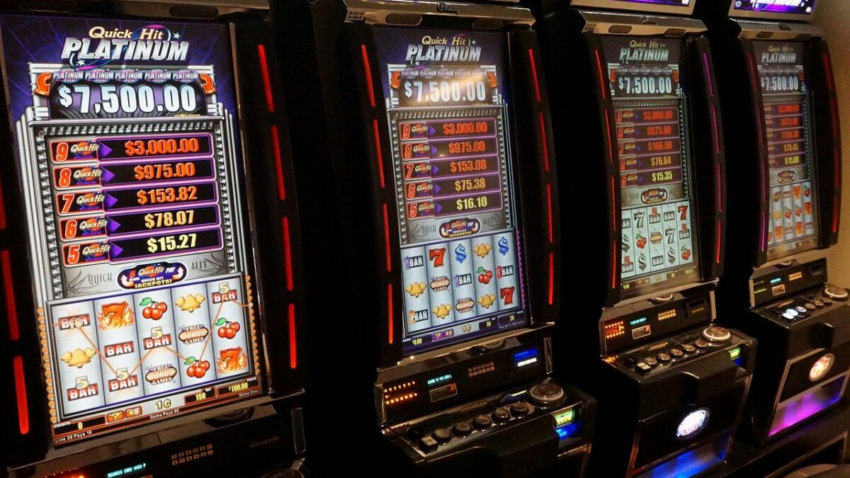 An Introduction to Web Slots Machine